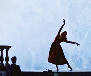 ballet, dance, and benjamin button image