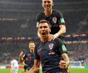 Croatia, russia 2018, and futebol image