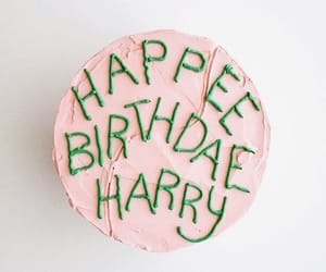 harry potter, aesthetic, and cake image