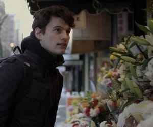 Connor, detroit, and flowers image