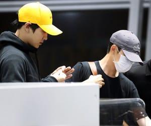 kpop, sehun, and chanyeol image