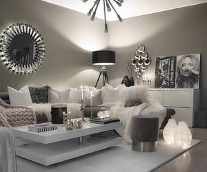 decor, home, and modern image