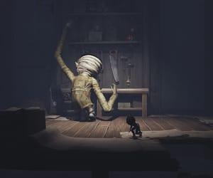 boy, dark, and seven image
