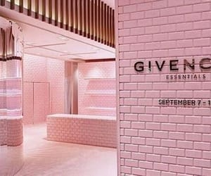 Givenchy and pink image