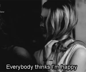 black and white, cassie ainsworth, and gif image