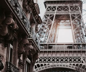 beautiful, eiffel tower, and explore image