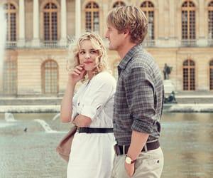 couple, film, and paris image