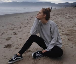 beach, vans, and alternative image