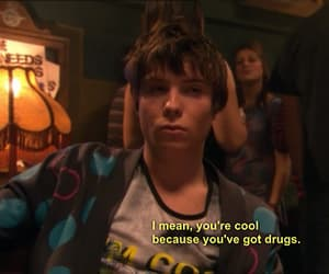 skins, drugs, and chris image
