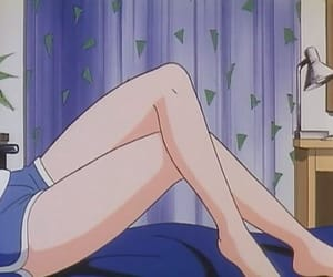 90's, anime, and sexy image