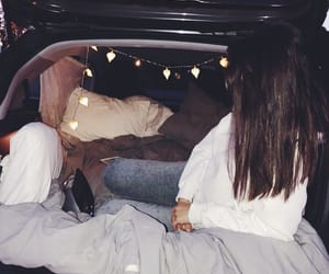 beauty, car, and cozy image