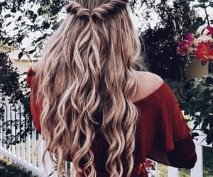hair, beauty inspiration, and hairstyle image
