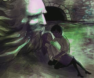 art, harry potter, and Harry Potter and the Chamber of Secrets image