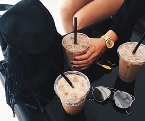 accessories, bags, and coffee image
