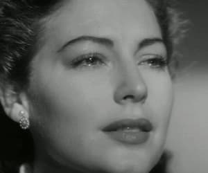 ava gardner, gif, and my forbidden past image