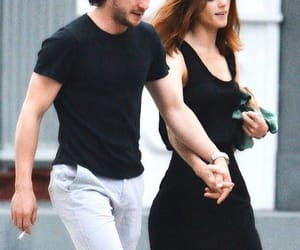 game of thrones, kit harington, and rose leslie image