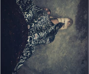 batik, ootd, and fashion image