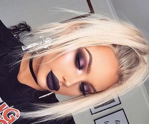 makeup and full face image