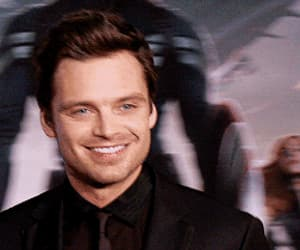 gif, Marvel, and winter soldier image