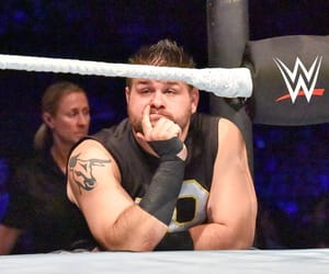 wwe, kevin owens, and kevin steen image