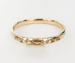 art deco, early 1900s, and rose gold filled image