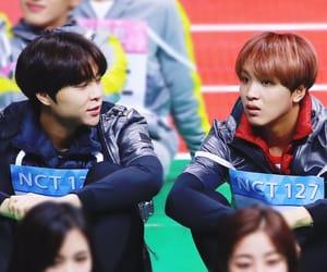 boy, donghyuk, and nct dream image