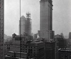 1920s, skyscrapers, and midtown manhattan image