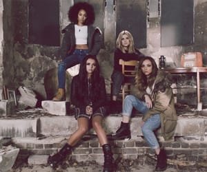 little mix, little me, and jesy nelson image