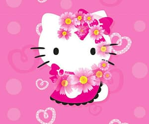 hello kitty, white, and cute image