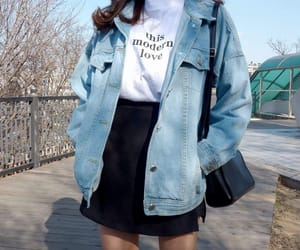 beauty, clothes, and ootd image