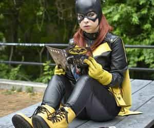 batgirl, fashion, and dc comics image