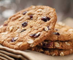 food, Cookies, and oat image