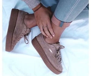 fashion, sneaks, and girl image