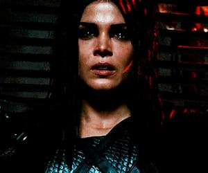 gif, marie avgeropoulos, and bob morley image