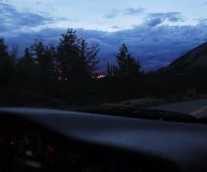 ciel, gif, and road image