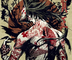 tattoo, art, and cool image