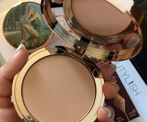 beauty, inspo, and bronzer image