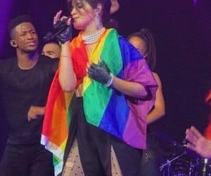 pride, camila cabello, and love image