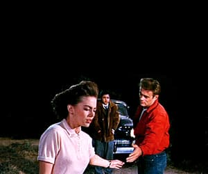 gif, james dean, and natalie wood image