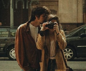 aesthetic, camera, and couple image