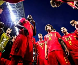 belgium, football, and russia image