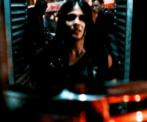 badass, marie avgeropoulos, and the 100 image