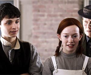 anne shirley, gif, and gilbert blythe image