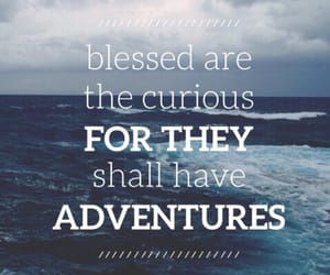 adventure, bravery, and curious image