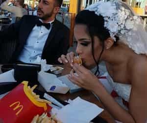 girls, goals, and wedding image