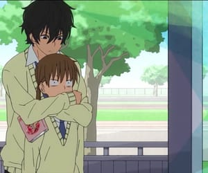 anime, love, and haru image