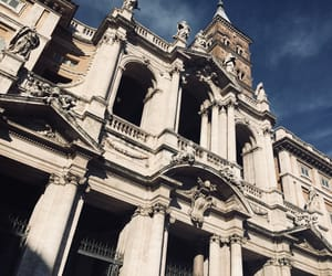architecture, facade, and rome image