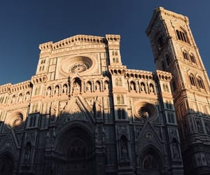 architecture, florence, and vacation image