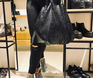 bag, chic, and glitter image