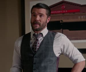 actor, charlie weber, and htgawm image